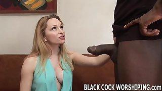 Can u handle watching me fuck this large dark dick