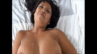 Hot oriental sweetheart does it all!