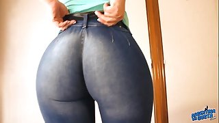 Nominated 4 superlatively good booty 2014! bubble a-hole in constricted jeans! yep!
