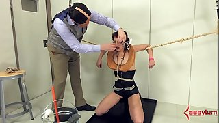 Dominatrix acquires anally destroyed and degraded