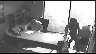 Office tryst receives caught on cctv and oozed