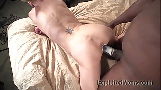 Skinny mama receives pounded by mandingo and barely survives this bbc episode