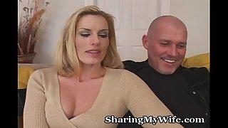 Curious pair seeks juvenile man for fucking white wife