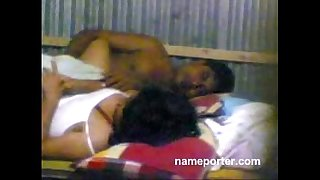 Desi aunty homemade fuck with spouse
