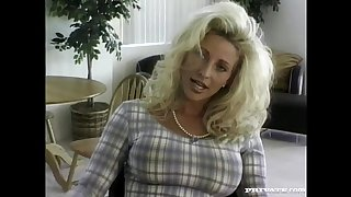 Jr, gorgeous breasty golden-haired can't live without anal