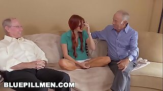 Blue pill studs - frankie and the gang take a voyage down underneath legal age teenager zara ryan