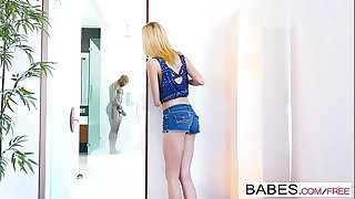 Babes - dark is more good - tune up, turn on starring nat turner and haley reed movie scene