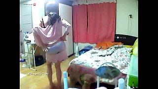 Korean slutwife lovely diva exposed movie scene - part 1
