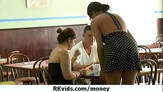 Pay for nudity and wonderful sex in public 24