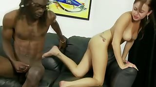 Tight muff non-professional brunette hair step playgirl
