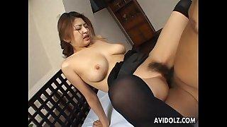 Busty japanese beau wishes levelly everlasting