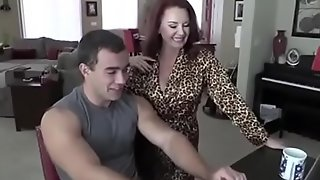 Hot Blonde Stepmom Has Taboo Dealings With Stepson - Watch Part2 on XXXMaduras.Vip