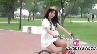 Korean Porn Getting Feedback at bottom Korean Girl