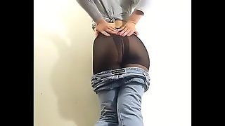 Pantyhose dancer taking lacking be imparted to murder jeans