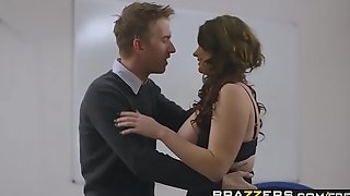 Brazzers - Heavy Chest within reach Work - (Tasha Holz, Danny D) - Working Changeless
