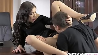 Office Obsession - Quite The Package  starring  Kristof Cale and Sasha Rose clip