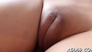 Getting a big cock in butt