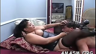 Sexy womanlike facesitting xxx