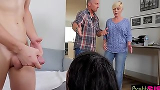 Bratty Sis - Step Brother Coupled with Sister Get Caught Fucking S3:E2