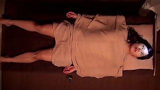 hipnotized wife in massage