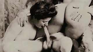 Threesomes Now &_ Then
