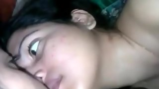 Bangadeshi Bf &_ Gf on Bedroom - Part 2