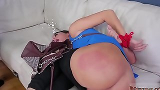 Pervert uncle first time Fuck my ass, pulverize my head EXTREME!